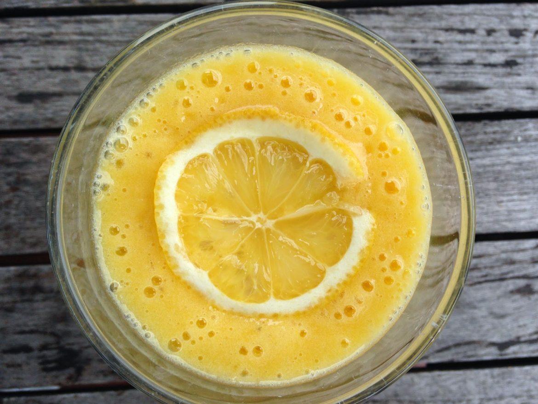 """Koktajl ananasowo-pomarańczowy """"Caribbean Smoothie"""""""