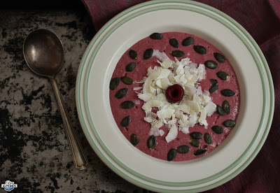 Malina Smoothie Bowl