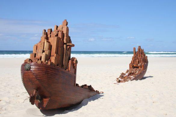 Australia_Niebieski Migdał