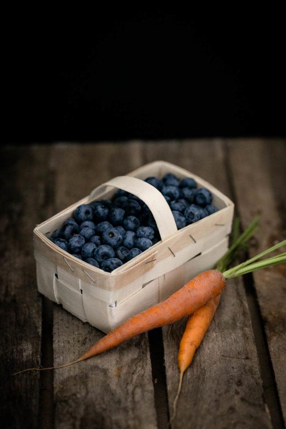 Dark & Moody Food Photography