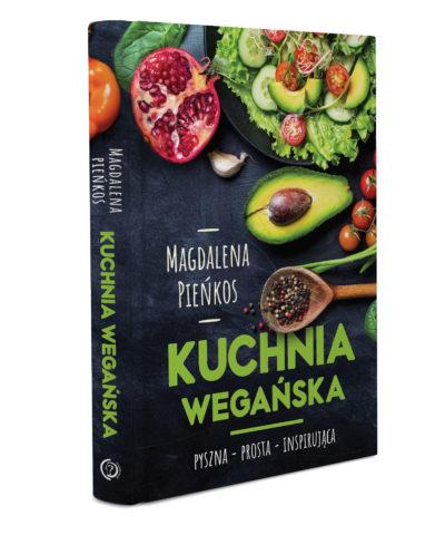 Książka_kuchnia weganska_Magdalena Pieńkos