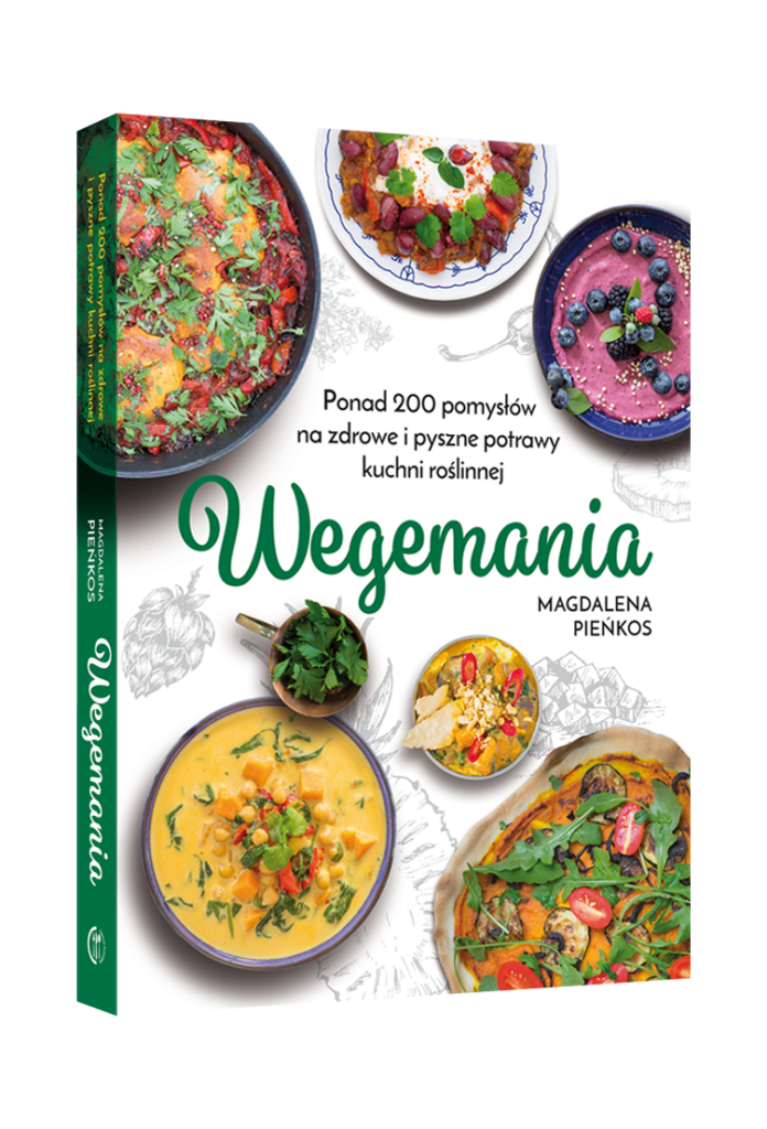 WEGEMANIA Magdalena Pieńkos Kuchnia Roślinna